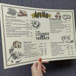 Изготовление сетов А3 формата для ресторанов, кафе, баров.