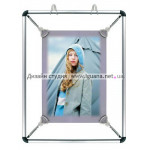 Рамка Poster Strecher А4, настенная/на окно10mm, двухсторонняя