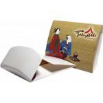 Спички рекламные, сувенирные, коробок ЭЛИПС 53х40х7мм