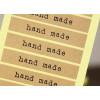 Печать на самоклеящейся бумаге от А4 формат